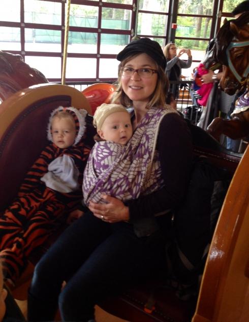 Carousel Carriage Ride