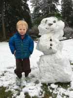 Clumplump Snowman