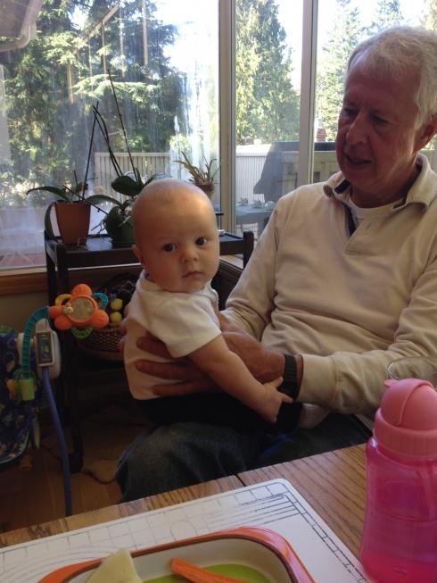 Hamper and Gramper