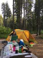 Memorial Day Camping